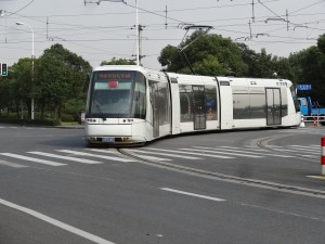上海LRT-張江有軌電車