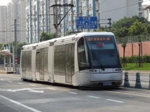 張江有軌電車
