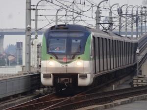 上海軌道交通2号線