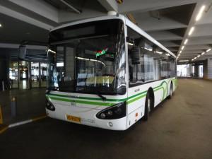 上海の公共バス