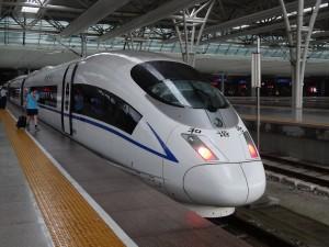 滬寧高速鉄道