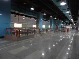 紫藤路駅コンコース