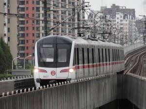 上海軌道交通6号線