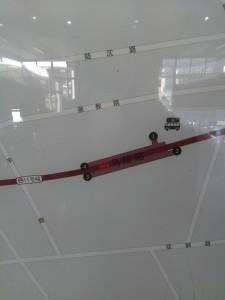馬陸駅周辺図(出入り口)
