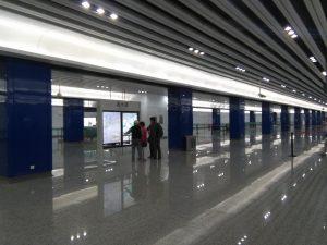 滴水湖駅コンコース