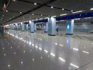 国際客運中心駅コンコース