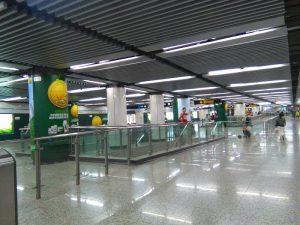 徐家匯駅コンコース