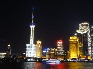 上海の観光地