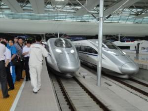 京滬高速鉄路(鉄道)