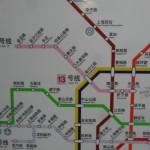 上海地下鉄13号線が12月末に延伸へ、11・7号線と接続