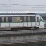 上海浦東国際空港からの地下鉄2号線、2月24・25日に深夜に臨時列車