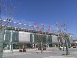 上海西駅(上海西站)外観