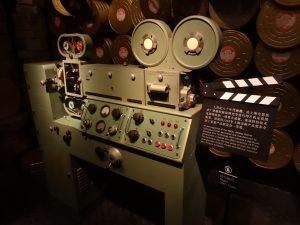 上海電影博物館(上海映画博物館)展示