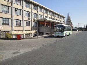 崇明島堡鎮汽車站