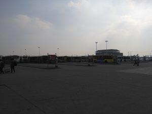 徐涇東地鉄站(公共路線バスターミナル)