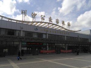 川沙公交客運站