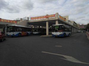 華戴路川南環路站(川沙站)