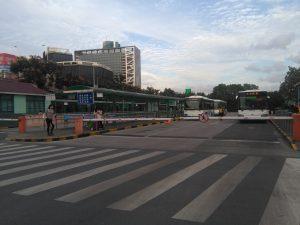 龍陽路公交枢紐站