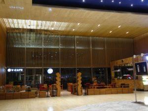 上海交響楽団ホールカフェ