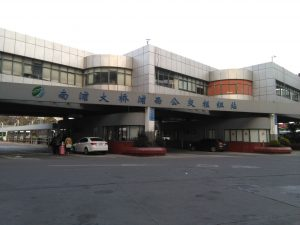南浦大橋公交枢紐站