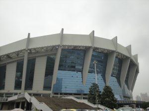 上海体育場(八万人体育場)
