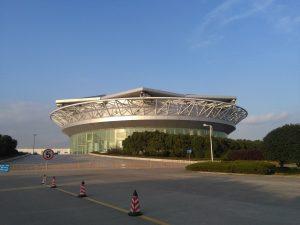 上海旗忠網球中心(上海旗忠テニスセンター)