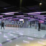上海地下鉄3・4号線上海火車站駅西側地下コンコースが供用開始、鉄道駅に直結