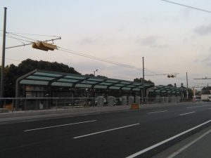 BRTの停留所