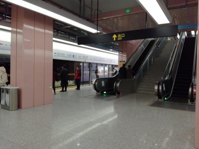 台児庄路駅(9号線) | 上海ガイ...