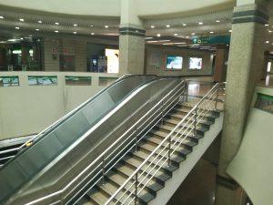 上海科技館駅