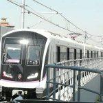 上海軌道交通5号線で6両編成車両投入、東川路駅で系統分離運行