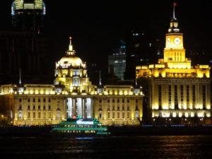 上海外灘夜景
