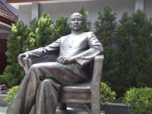 孫中山(孫文)の像